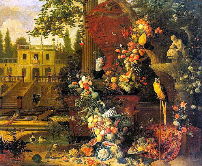 Gysels, Pieter (Flemish, 1621-1691). Flemish painters