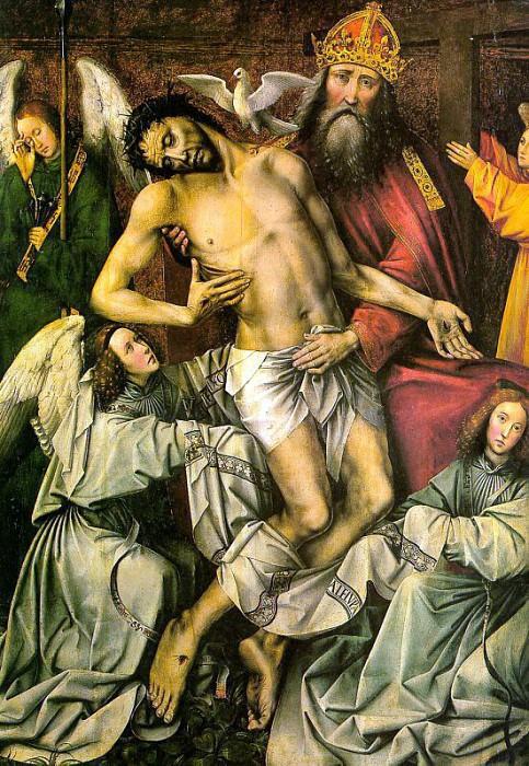 Coter, Colijn de (Flemish, active after 1500). Flemish painters