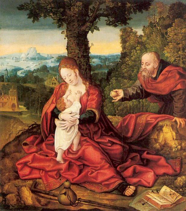 Orley, Barend van (Flemish, 1488-1541) 4. Flemish painters