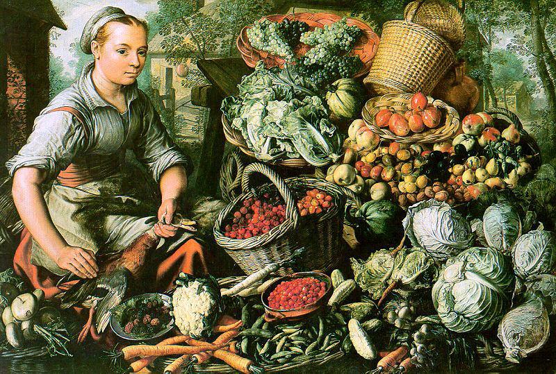 Beuckelaer, Joachim (Flemish, approx. 1535-1574). Flemish painters