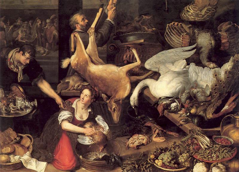 Nieulandt, Adriaen van (Flemish, 1587-1658). Flemish painters