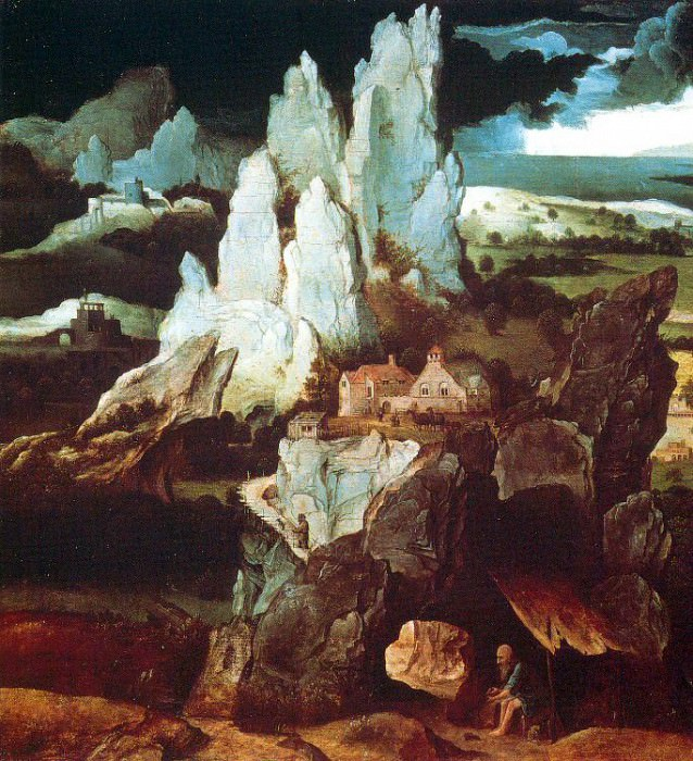 Patinir, Joachim (Flemish, 1480-1524) 3. Flemish painters