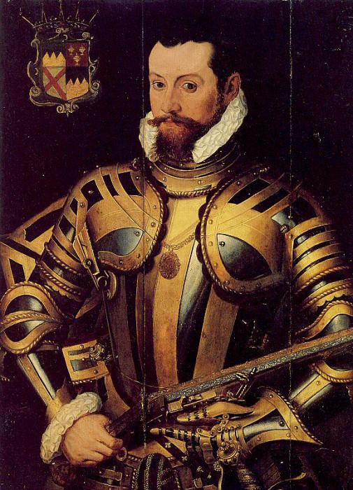 Стевен ван дер Мейлен (фламандец, активно работал в 1543-68 г.г.). Фламандские художники
