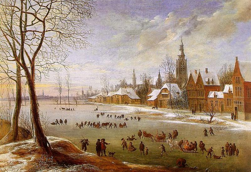 Heil, Daniel van (Flemish, 1604-1662). Flemish painters