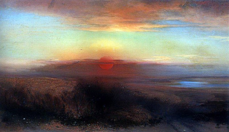 Rye 2. 1881. Alexey Kondratievich Savrasov