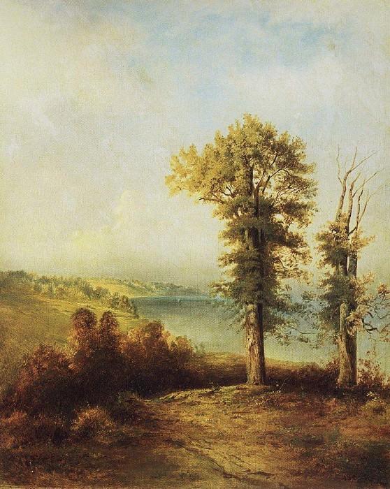 Dubky. 1850. Alexey Kondratievich Savrasov