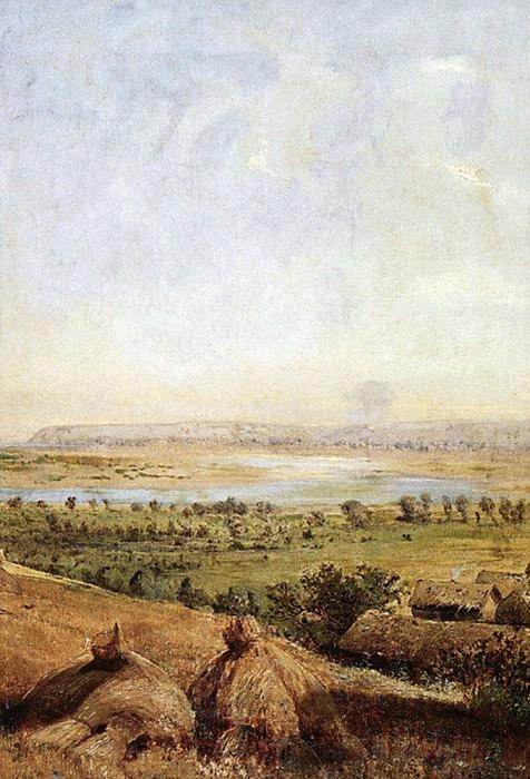 Compressed field. 1874. Alexey Kondratievich Savrasov