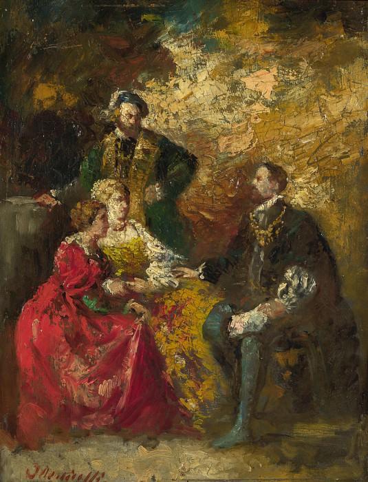Адольф Монтичелли (имитатор) - Беседа. Часть 1 Национальная галерея