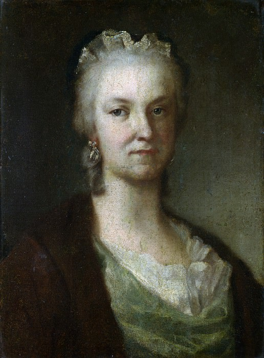 After Rosalba Giovanna Carriera - Rosalba Carriera. Part 1 National Gallery UK