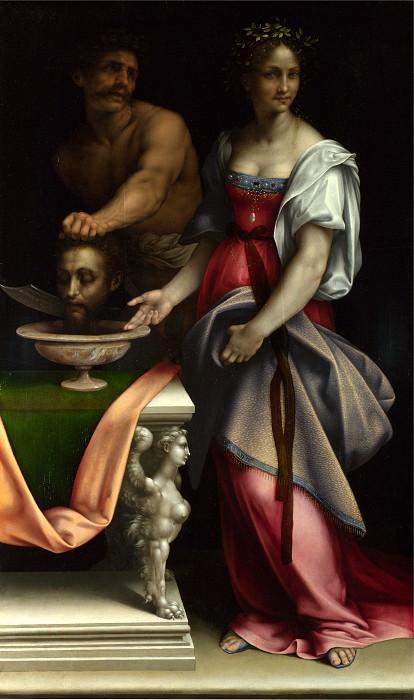 Чезаре да Сесто - Саломея. Часть 1 Национальная галерея