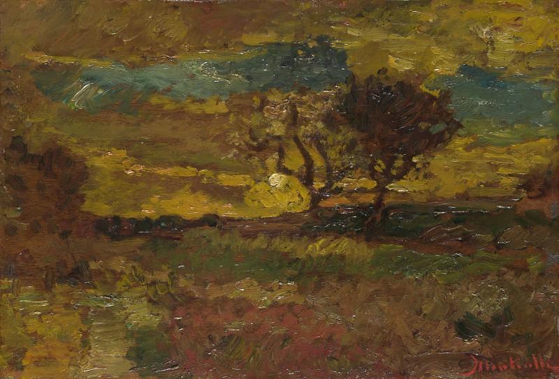 Адольф Монтичелли - Восход солнца. Часть 1 Национальная галерея