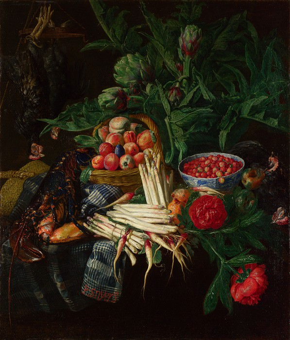 Pieter Snijers - A Still Life. Part 5 National Gallery UK