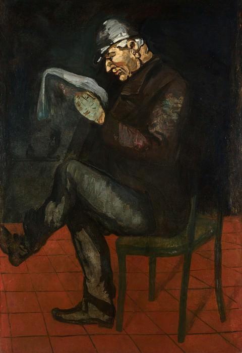 Paul Cezanne - The Painters Father, Louis-Auguste Cezanne. Part 5 National Gallery UK