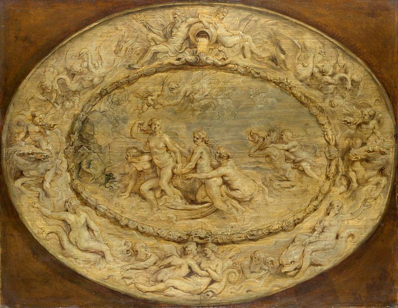 Питер Пауль Рубенс - Рождение Венеры. Часть 5 Национальная галерея