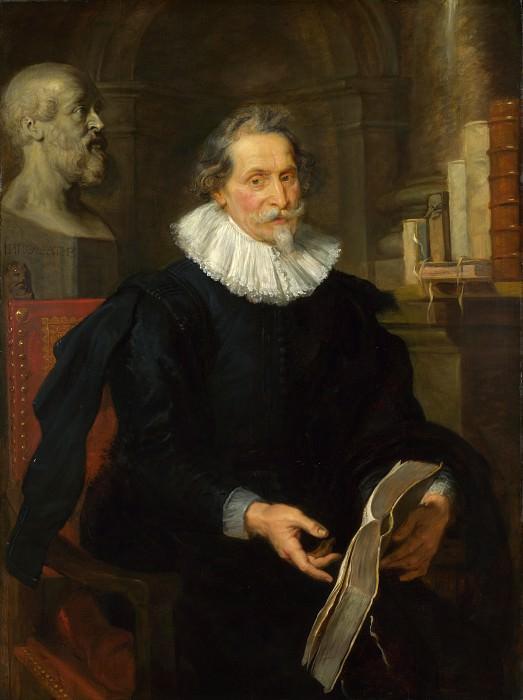 Portrait of Ludovicus Nonnius - 1627. Peter Paul Rubens