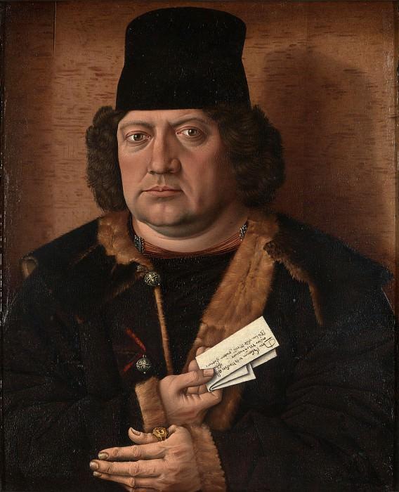 Мастер портрета Морнауэра - Портрет Александра Морнауэра. Часть 5 Национальная галерея