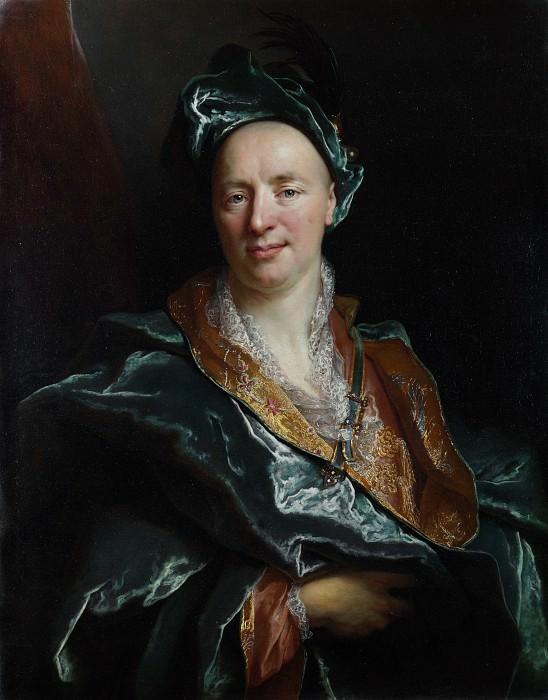 Nicolas de Largillierre - Portrait of a Man. Part 5 National Gallery UK