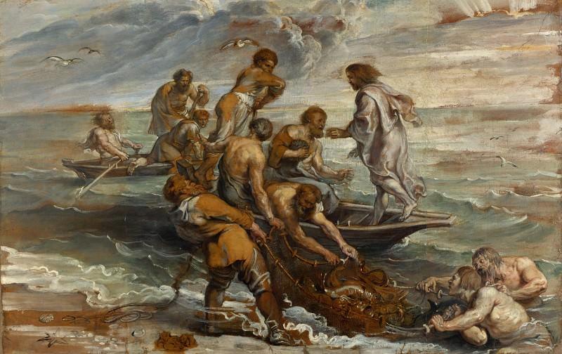 Питер Пауль Рубенс - Чудесный улов. Часть 5 Национальная галерея
