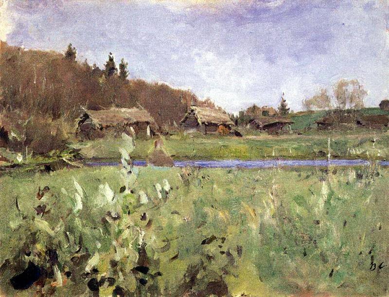 Sarah. 1901. Valentin Serov