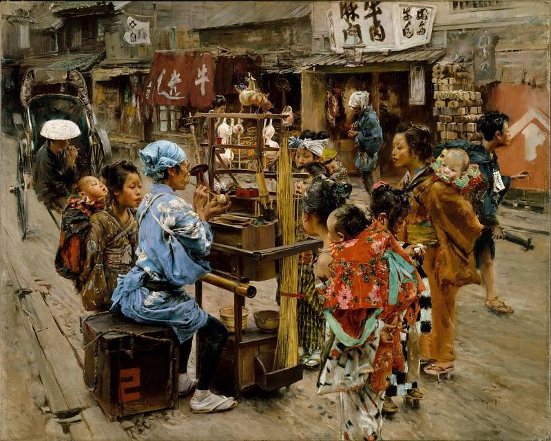 Robert Frederick Blum - The Ameya. Metropolitan Museum: part 1