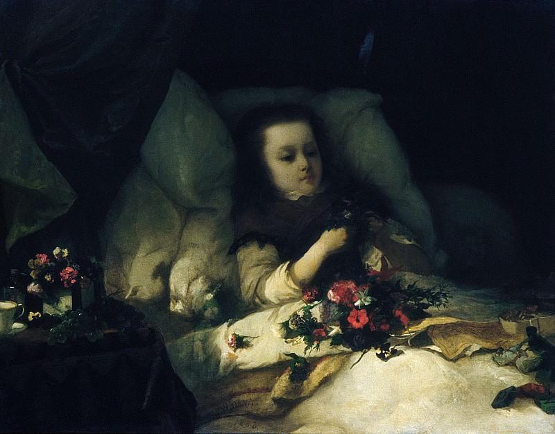 William P. W. Dana - Heart's Ease. Metropolitan Museum: part 1