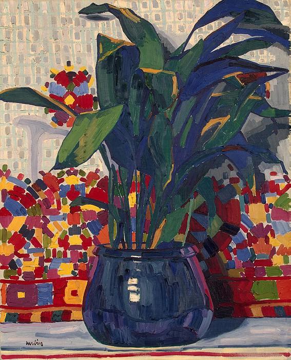Erben, Auguste. Flowers. Hermitage ~ part 13