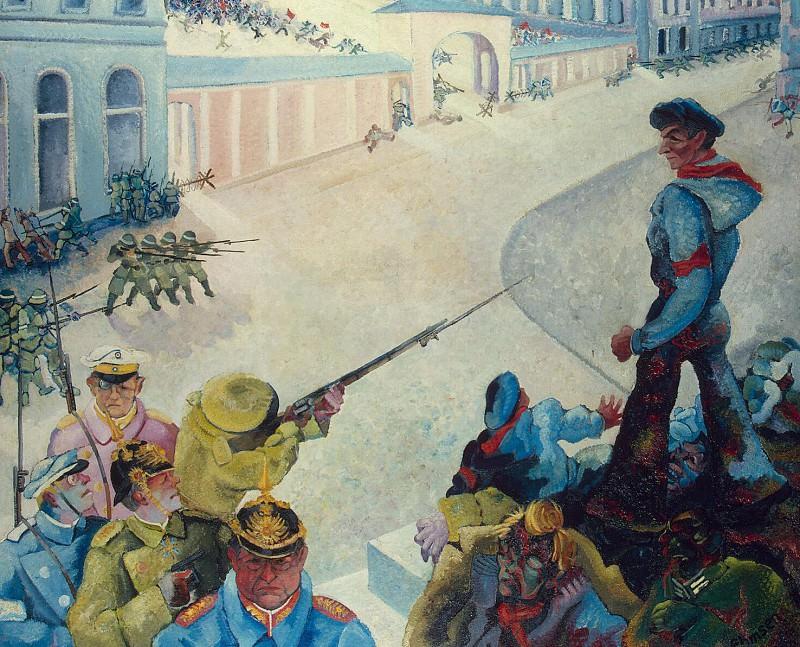 Emzen, Henry. Shooting sailor Eglhofera (2). Hermitage ~ part 13