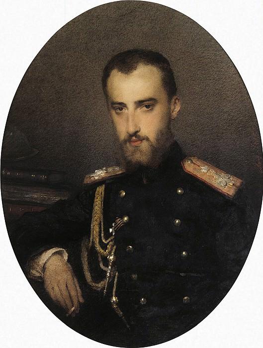 Etlingera, Maria. Portrait of Grand Duke Nikolai Mikhailovich. Hermitage ~ part 13