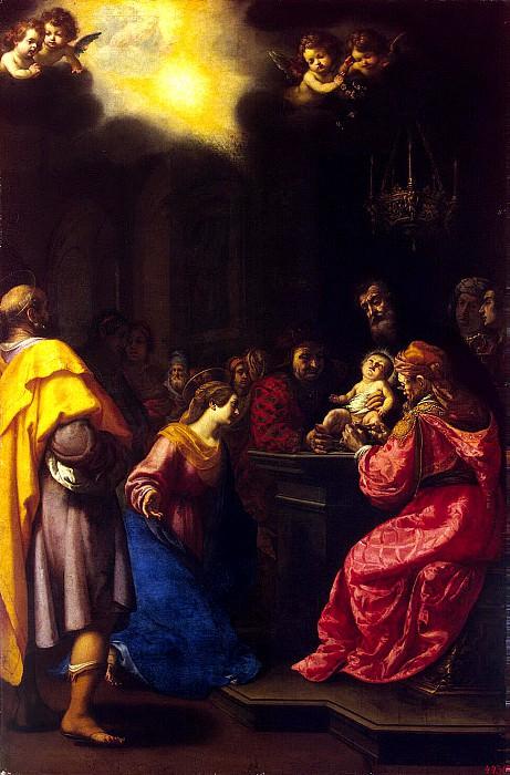 Cigoli. Circumcision of Christ. Hermitage ~ part 13