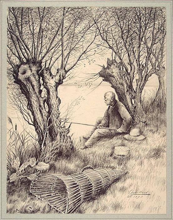 Shabelyar, Andre. Fisherman. Hermitage ~ part 13