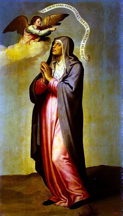 Хоан де Хоанес - Благовестие св. Анне. Эрмитаж ~ часть 13