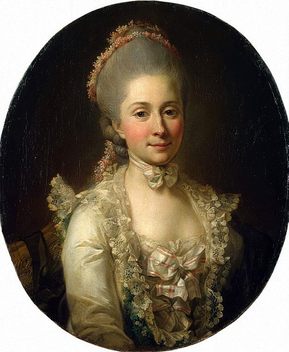 Yuille, Jens. Portrait of a Woman. Hermitage ~ part 13