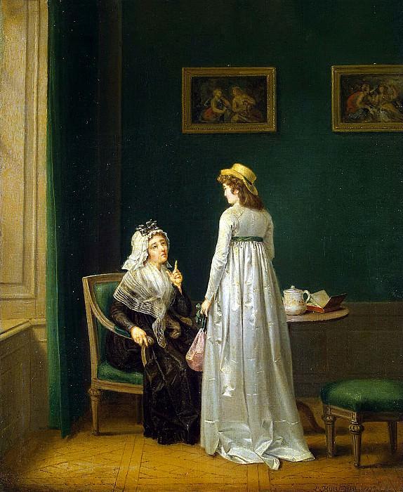 Hillestrem Per Head. Maternal instruction. Hermitage ~ part 13