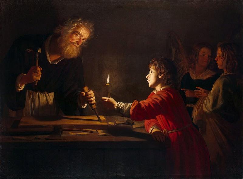 Хонтхорст, Геррит ван - Детство Христа. Эрмитаж ~ часть 13