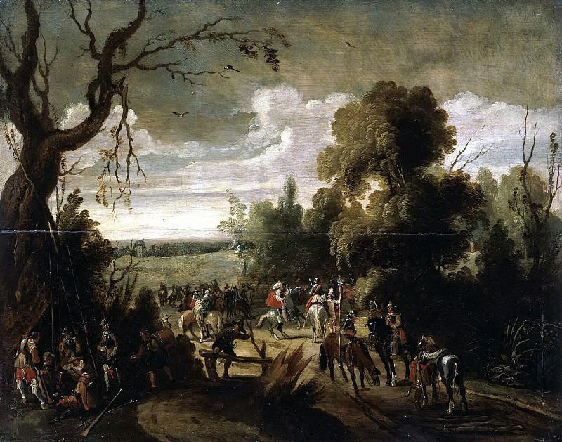 Vranks Sebastian - Halt cavalry. Hermitage ~ part 03