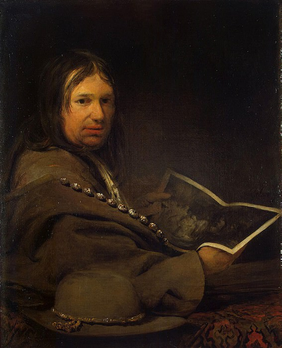 Gelder, Art de - Portrait of a collector. Hermitage ~ part 03