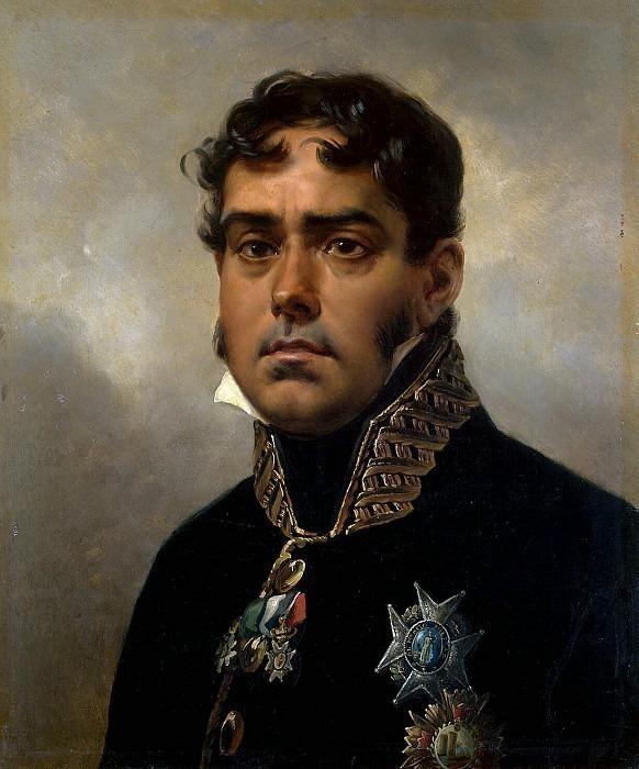 Верне, Орас - Портрет генерала Пабло Морильо. Эрмитаж ~ часть 3