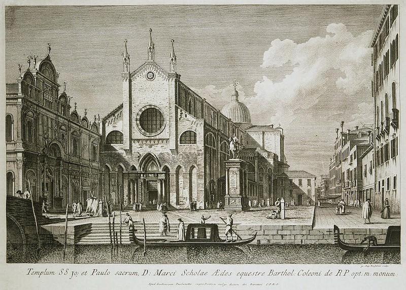 Vizentini, Antonio - Piazza San Giovanni e-Paoli. Hermitage ~ part 03