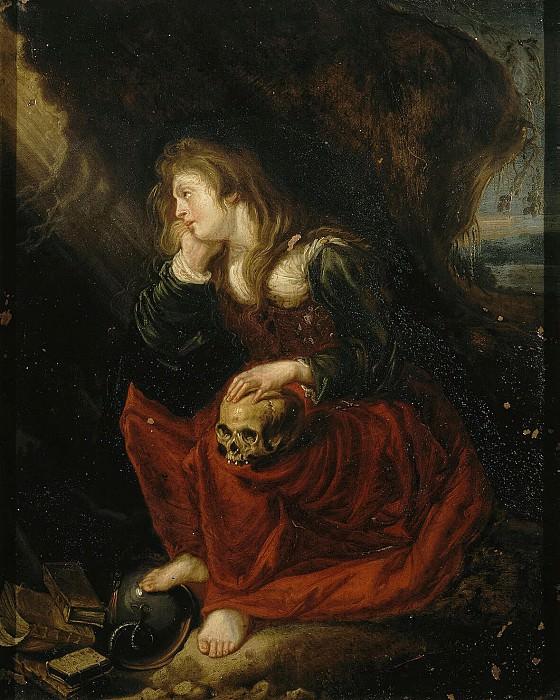Вос, Симон де - Кающаяся Мария Магдалина. Эрмитаж ~ часть 3