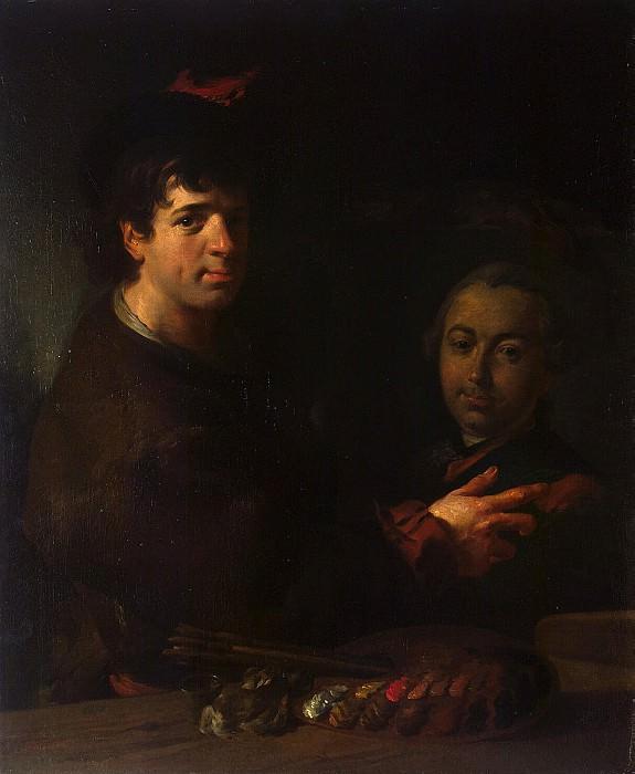 Velli, Jean Louis de - Self. Hermitage ~ part 03