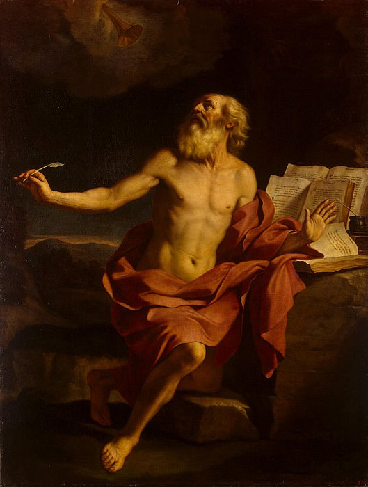 Guercino - St. Jerome in the Desert. Hermitage ~ part 03