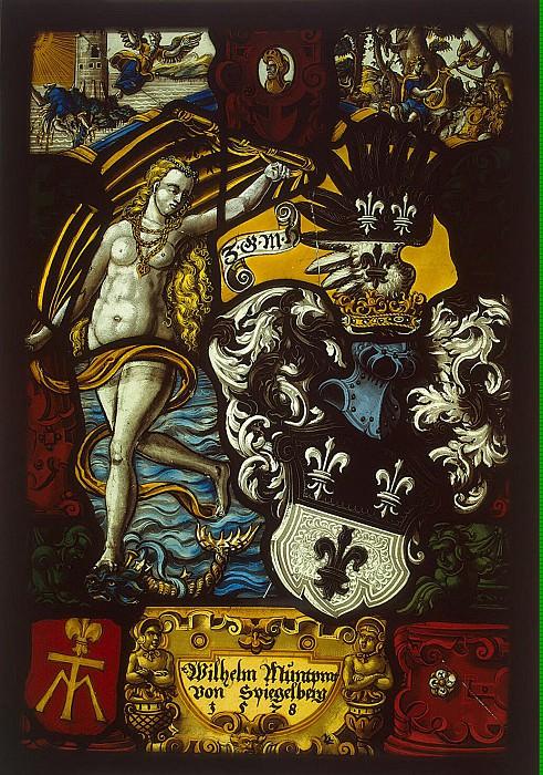 Wirt von Wil, Nicolaus - Stained Fortuna - schitoderzhatelnitsa. Hermitage ~ part 03
