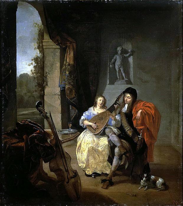 Geel, Jost van - Duet. Hermitage ~ part 03