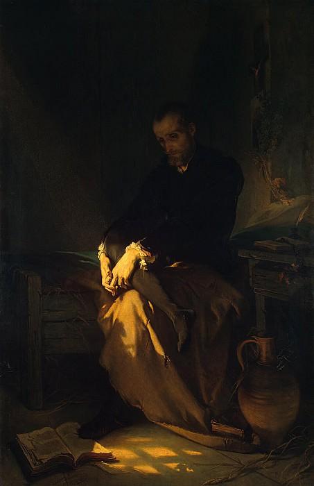 Halle, Louis - Tasso in prison. Hermitage ~ part 03