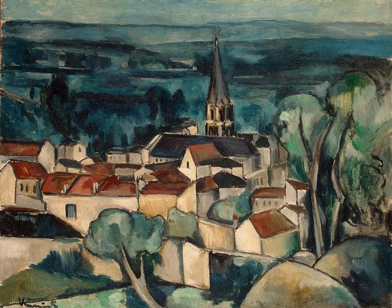 Vlaminck, Maurice de - Bougival. Hermitage ~ part 03