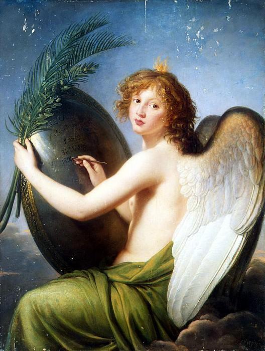 Vigee-Lebrun, Elizabeth Louise - The Genius of Alexander I. Hermitage ~ part 03