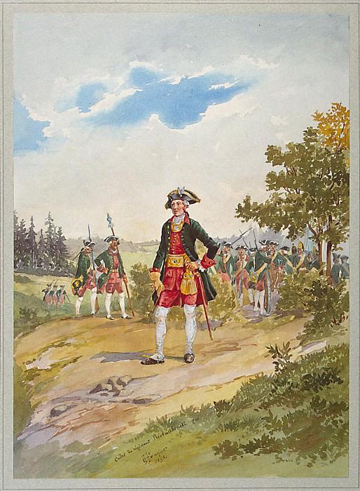 Gasnier, A. - Soldier Transfiguration Regiment. part 03 Hermitage