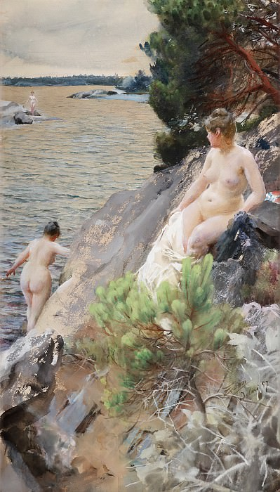 Summer. Anders Zorn