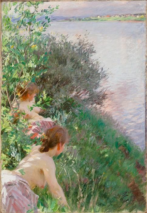 Opal. Anders Zorn