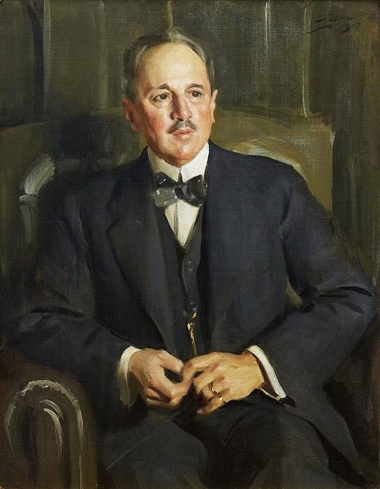 Axel Jacobsen. Anders Zorn